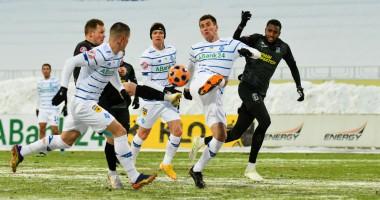Динамо — Олимпик 3:1 видеообзор матча чемпионата Украины
