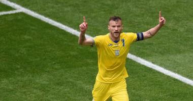 Ярмоленко оценил свою карточку в FIFA 22