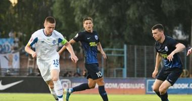 Динамо - Десна: видео онлайн-трансляция матча УПЛ