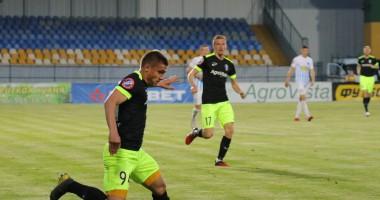 Десна - Александрия 1:3 видео голов и обзор матча чемпионата Украины