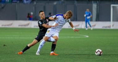 Динамо - Заря: видео онлайн трансляция матча УПЛ
