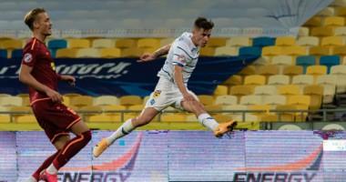 Динамо - Львов 3:1 видео голов и обзор матча чемпионата Украины