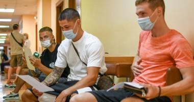 Футболисты Динамо вернулись из отпуска и прошли медобследование