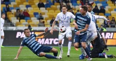 Олимпик - Динамо 2:1 Видео голов и обзор матча чемпионата Украины