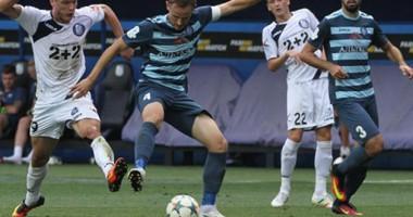 Черноморец - Олимпик 0:0 Обзор матча чемпионата Украины