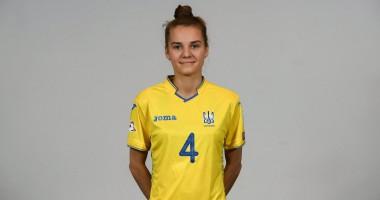 Футзалистка сборной Украины жестко ударила тренера команды-соперницы
