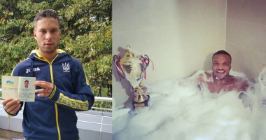 Марлос с паспортом и Беленюк с кубком: лучшие инстафото спортсменов недели