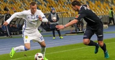 Черноморец - Динамо 1:4 Видео голов и обзор матча