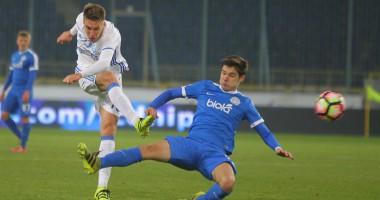 Сидорчук забил гол года в Украине