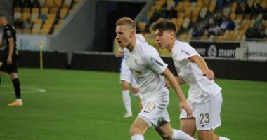 Рух - Колос 1:2 видео голов и обзор матча чемпионата Украины