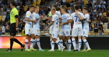 Динамо — Колос 7:0 видео голов и обзор матча чемпионата Украины
