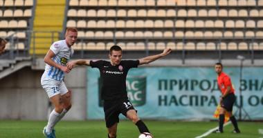 Заря - Десна 1:1 видео голов и обзор матча чемпионата Украины