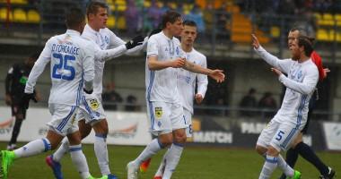 Заря - Динамо 1:2 Видео голов и обзор матча чемпионата Украины