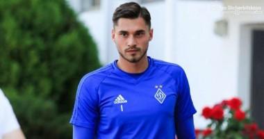 Бущан уверенно отбил пенальти в матче с Хайдуком