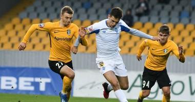 Динамо - Александрия: видео онлайн-трансляция матча Кубка Украины