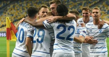 Динамо обыграло Мариуполь играя вдесятером с конца первого тайма