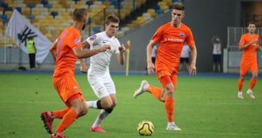 Колос - Мариуполь 1:0 видео гола и обзор матча финала плей-офф за путевку в ЛЕ