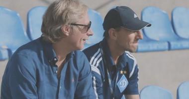 Крутое видео академии Динамо, после которого ты отдашь ребенка на футбол