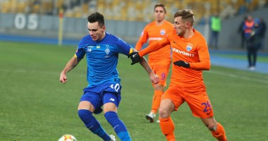 Динамо - Мариуполь 3:0 видео голов и обзор матча УПЛ