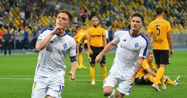 Динамо – Александрия 1:0 видео гола и обзор матча УПЛ