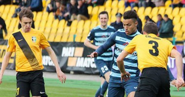 Олимпик - Александрия 0:0 Обзор матча чемпионата Украины