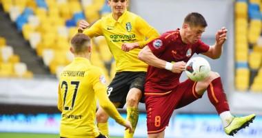 ФК Львов — Александрия 3:1 видео голов и обзор матча чемпионата Украины