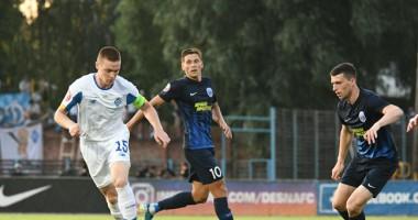 Десна - Динамо 3:2 видео голов и обзор матча УПЛ