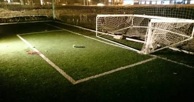 В Харькове подросток погиб во время игры в футбол