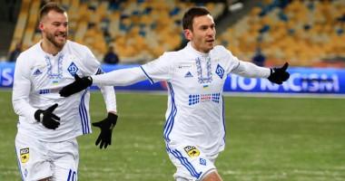 ТОП-10 лучших голов Динамо в первой половине сезона