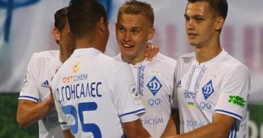 Олимпик - Динамо Киев 1:2 Видео голов и обзор матча