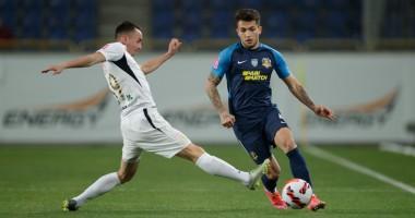 Днепр-1 — Колос 2:0 видео голов и обзор матча чемпионата Украины