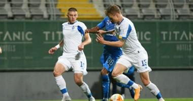 Динамо Киев - Динамо Тбилиси 1:0 видео гола и обзор матча