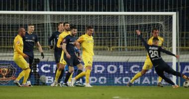 Днепр-1 — Александрия 1:1 (3:4) Видео голов и обзор четвертьфинала Кубка Украины