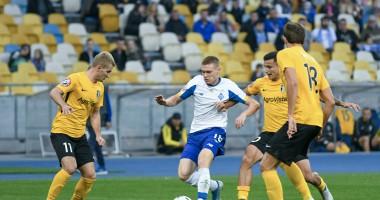 Динамо - Александрия 1:0 Видео гола и обзор матча Кубка Украины