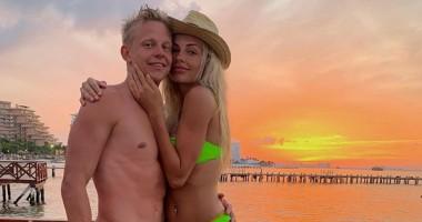 В Сети появилось первое свадебное фото Зинченко и Влады Седан