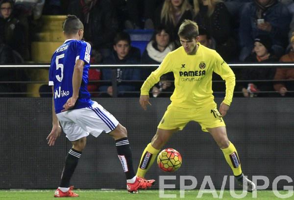 Денис Суарес в матче испанской Ла Лиги