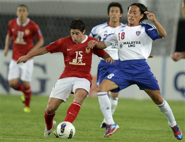 Дарио Конка отыграл полтора сезона за Гуанчжоу Эвергранде