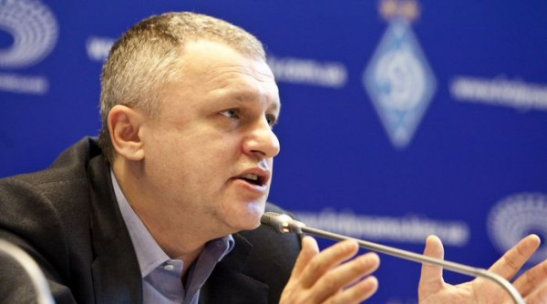 Суркис: Динамо может и вовсе отказаться от участия в чемпионате