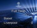 Базель - Ливерпуль - 1:0. Видео гола и обзор матча Лиги чемпионов