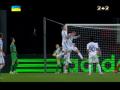 Видео кровавого столкновения Кравца и Бурды в матче Динамо - Карпаты