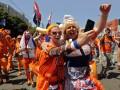 Марш оранжистов в Харькове. Голландский праздник с грустным концом