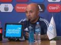 Сампаоли уверен, что Аргентина выйдет на ЧМ-2018