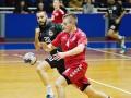 Гандбольный ЗНТУ-ЗАС вышел в третий раунд Кубка Вызова