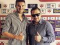 Защитник Динамо подписал контракт с греческим Платаниасом