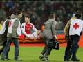 Рэмси показал жуткую травму, с которой он сыграл с ЦСКА