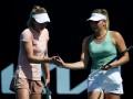 Костюк вылетела с парного разряда Australian Open