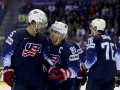 Дания - США: видео онлайн трансляция матча ЧМ по хоккею