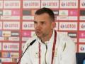 Шевченко: Швейцария и Украина заслужили право остаться в элитном дивизионе Лиги наций