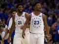 Сокрушительный данк Эмбиида и шикарный аллей-уп Батлера - в топ-5 моментов дня в НБА