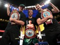 Усик, Гвоздик и Ломаченко - лучшие боксеры своих весовых категорий по версии ESPN